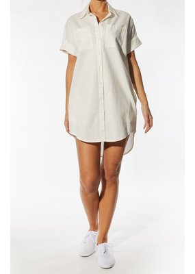 Oat NY Short Sleeve Oversized Shirt