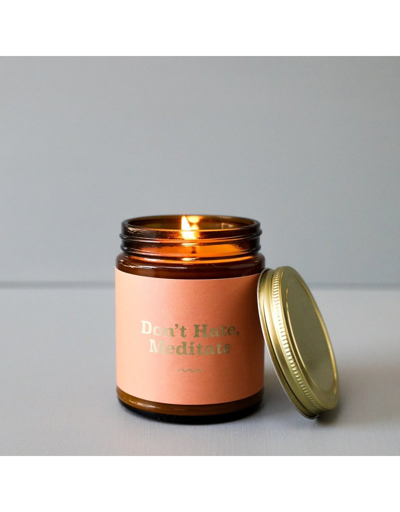 JaxKelly Mantra Candle