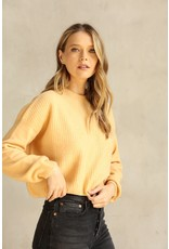 Knititude Alexis Chunky Sweater Butter