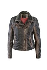 Mauritius Christy RF Vintage Black Jacket