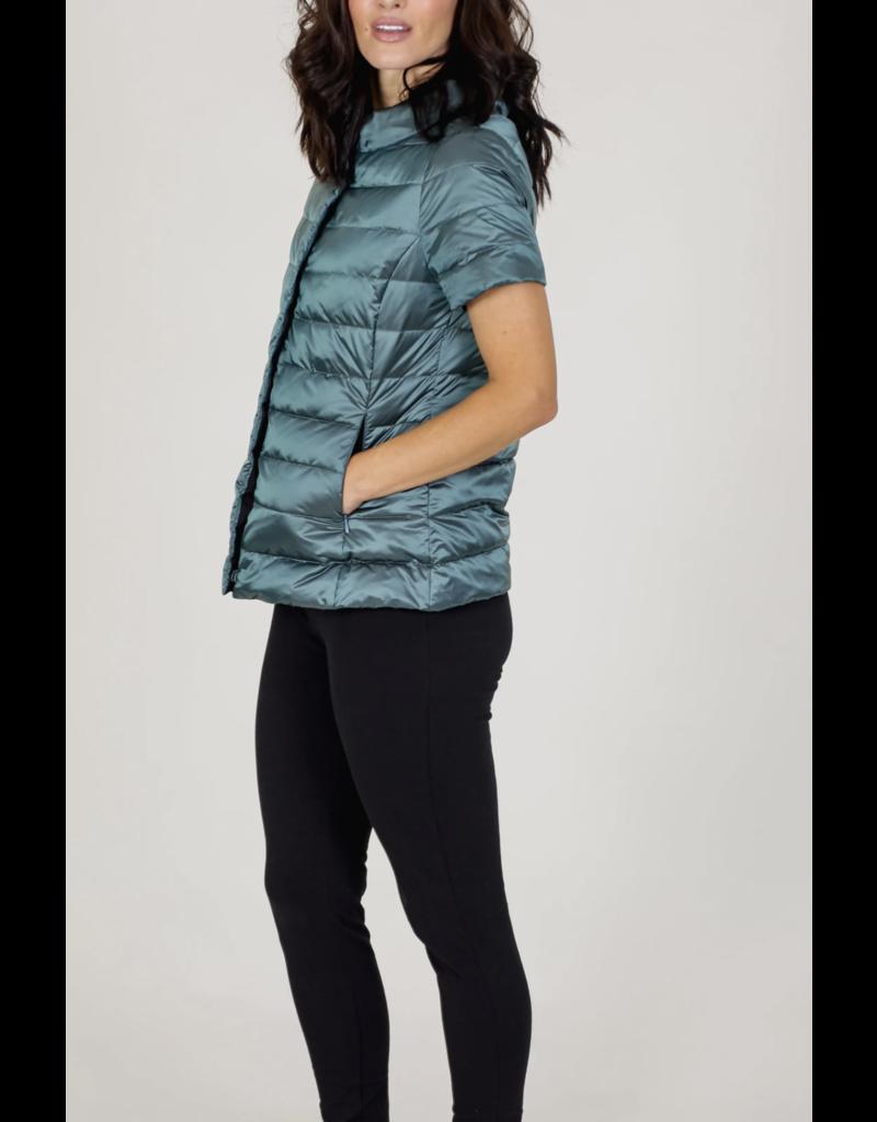 Anorak Short Sleeve Puffer Jacket