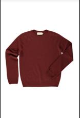 Knititude Long Sleeve Basic Crew Neck Sweater