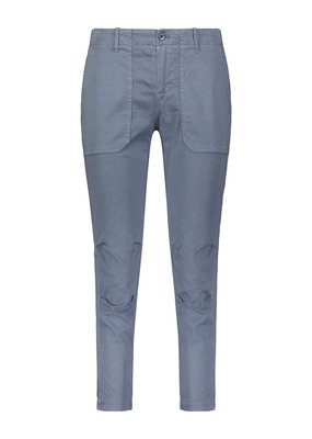 Marrakech Indiana Lyocell Cotton Stretch Pant Blue Stone