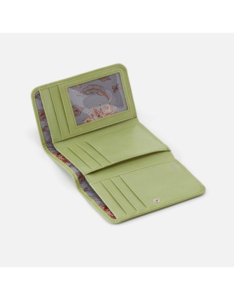 Hobo Bags Jill Trifold Wallet Vintage Hide