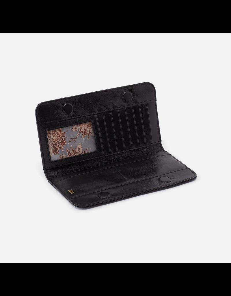 Hobo Bags Angle Continental Wallet Vintage Hide