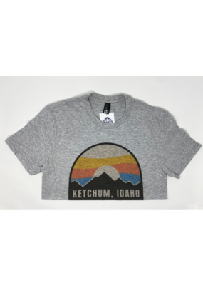 Shirts Northwest Ketchum ID Tee Light Heather Grey
