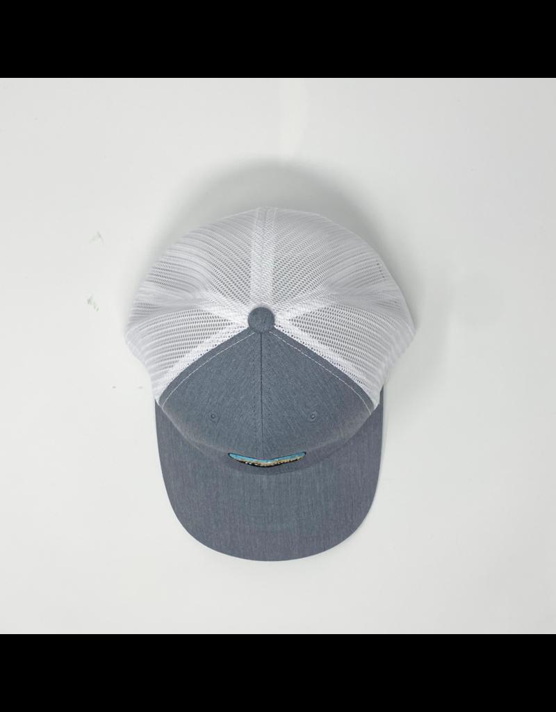 Curved Bill Trucker Hat