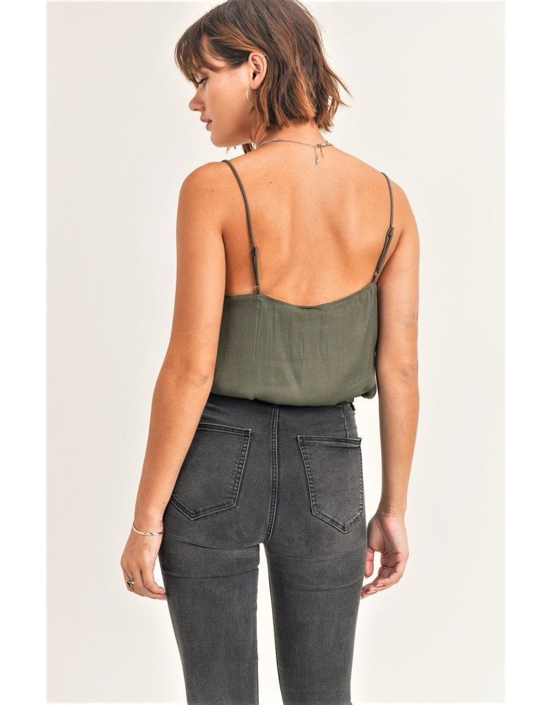 Reset by Jane Frankie Top Olive