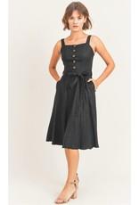 Reset by Jane Leanna Dress Black