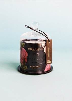 Tokyomilk Dead Sexy Ceramic Candle With Cloche