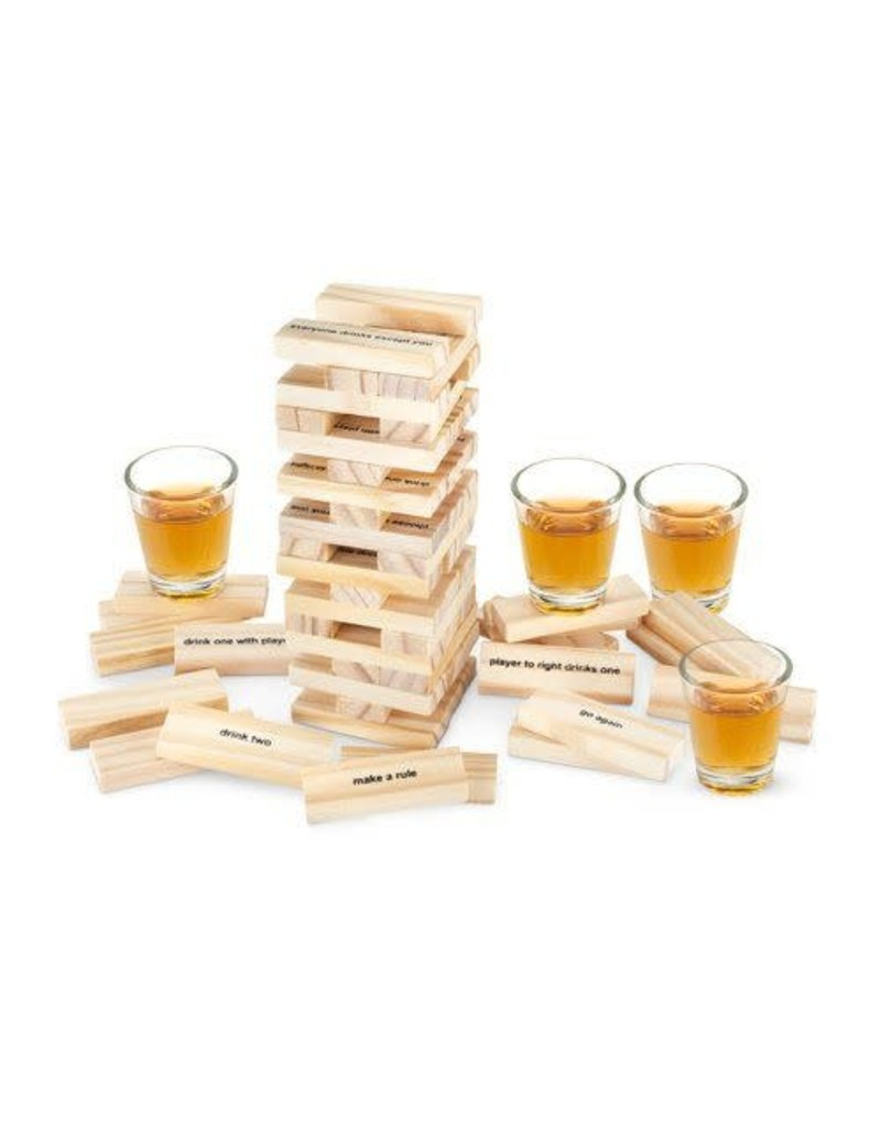 True Brand Stack Group Drinking Game