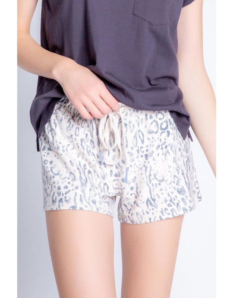 PJ Salvage Peachy Party Short Oatmeal
