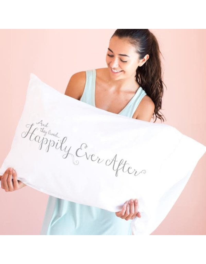 Happily Ever After Single Pillowcase