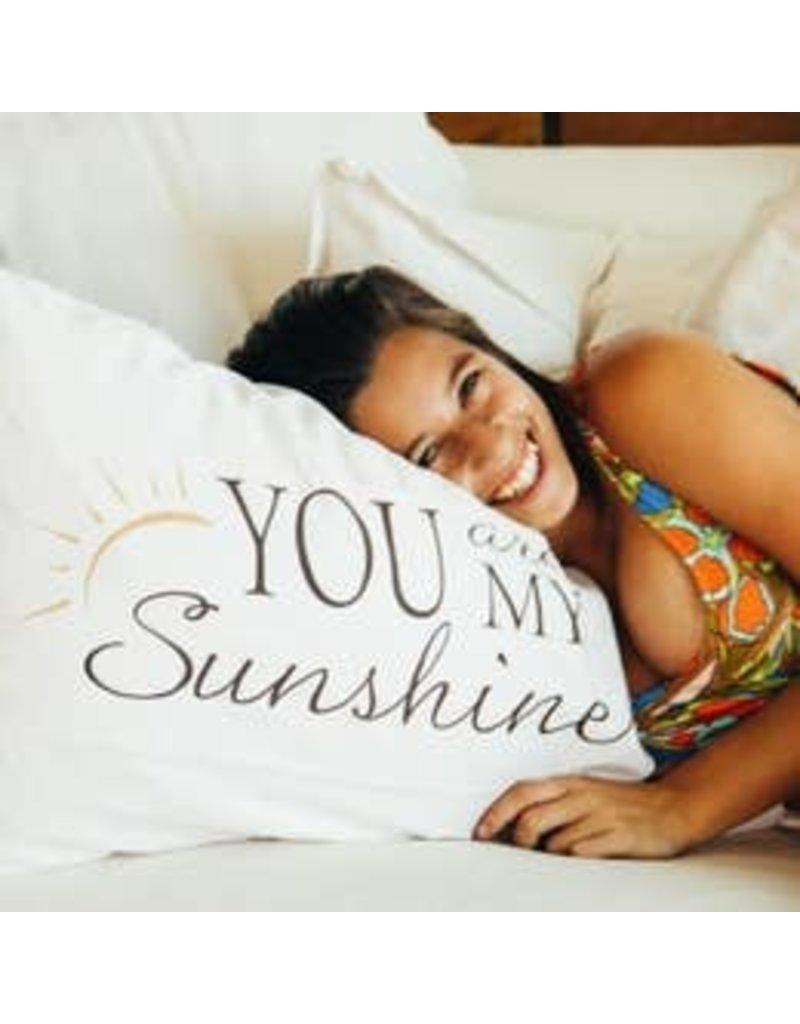 You Are My Sunshine Pillowcase