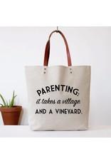 Fun Club Parenting Tote Bag