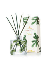 Thymes Frasier Fir Reed Diffuser, Petite Pine Needle Design