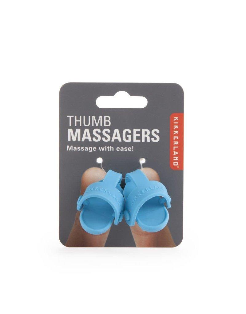 Kikkerland Thumb Massagers