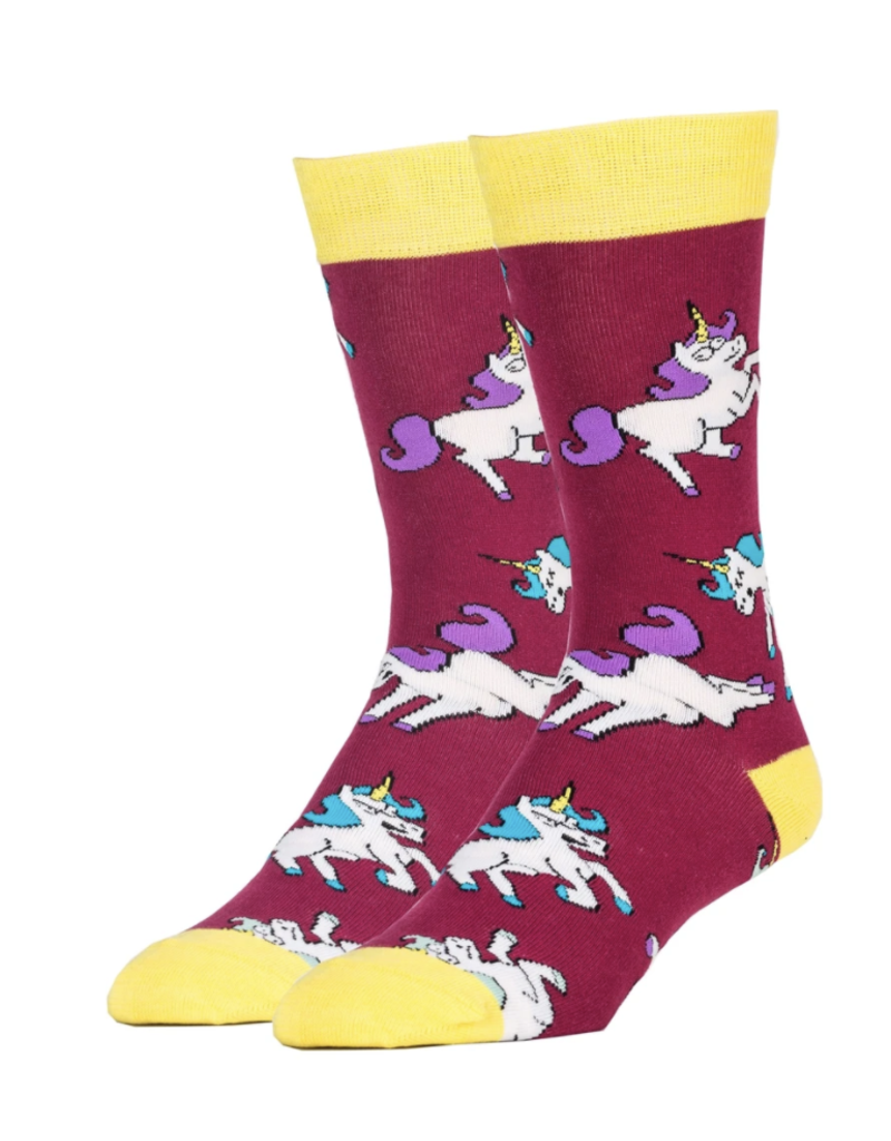 Oooh Yeah! Unisex Socks