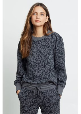Rails Marcie Pullover Charcoal