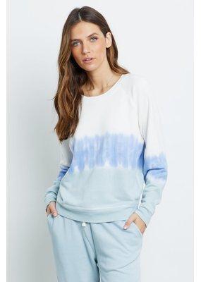 Rails Theo Ocean Tie Dye Pullover