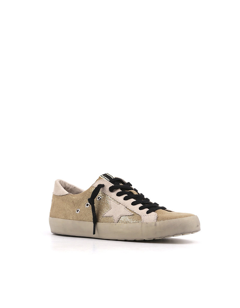 Shu Shop Paloma Sneaker Gold