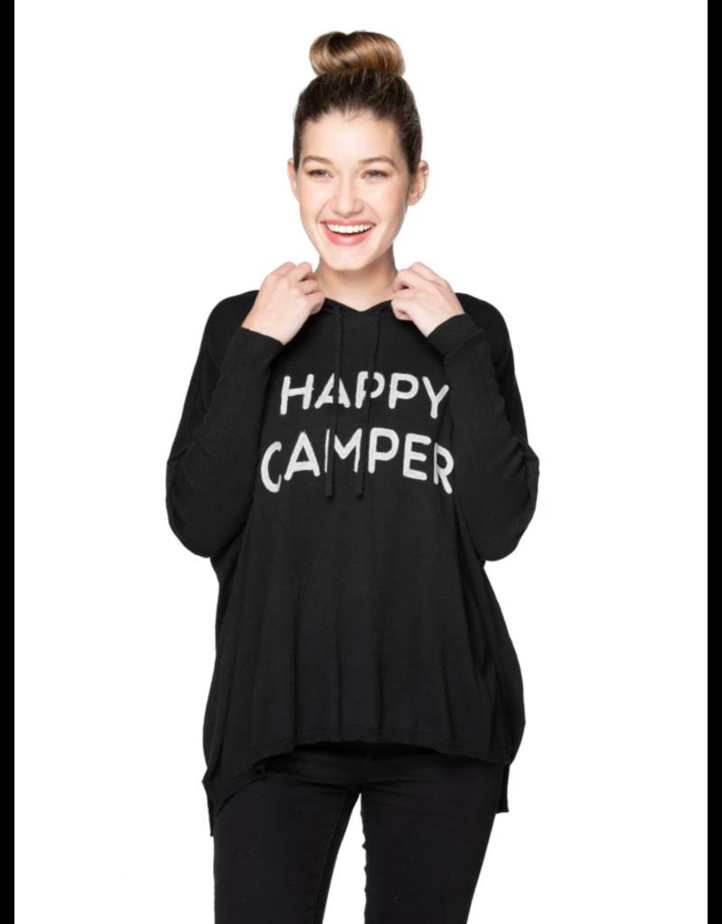 Subtle Luxury Zen Reese Hoodie Pullover Happy Camper