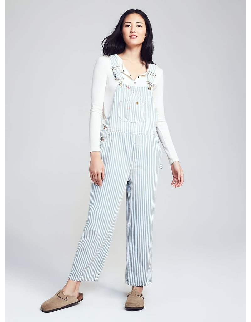 Faherty Topsail Overall Railroad Stripe