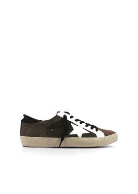 Shu Shop Pamela Sneaker Green
