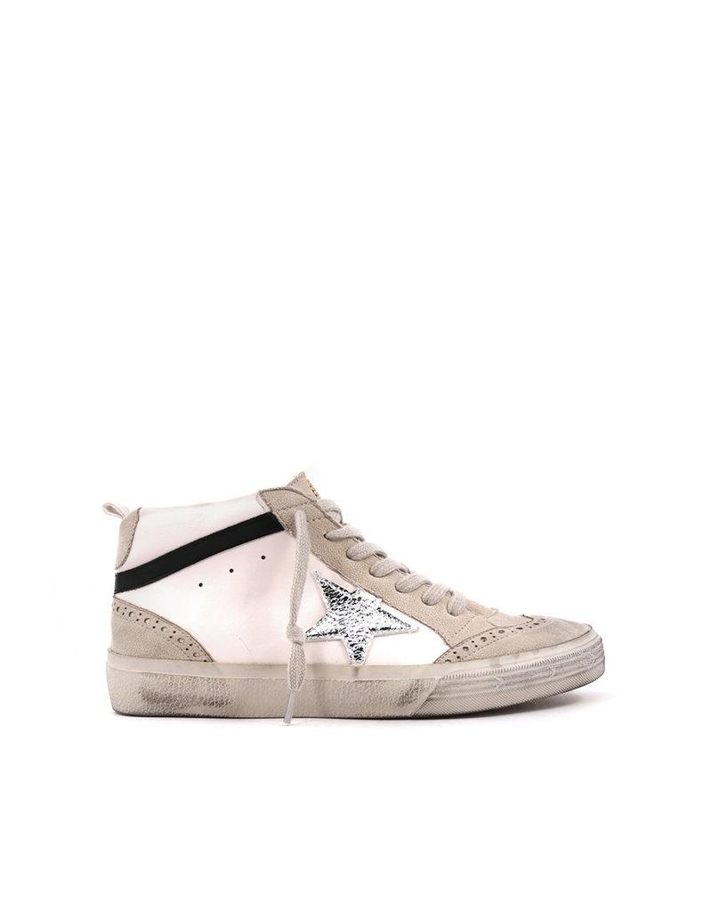 Shu Shop Paulina Sneaker White High Top