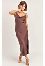 Reset by Jane Florence Dress Mauve