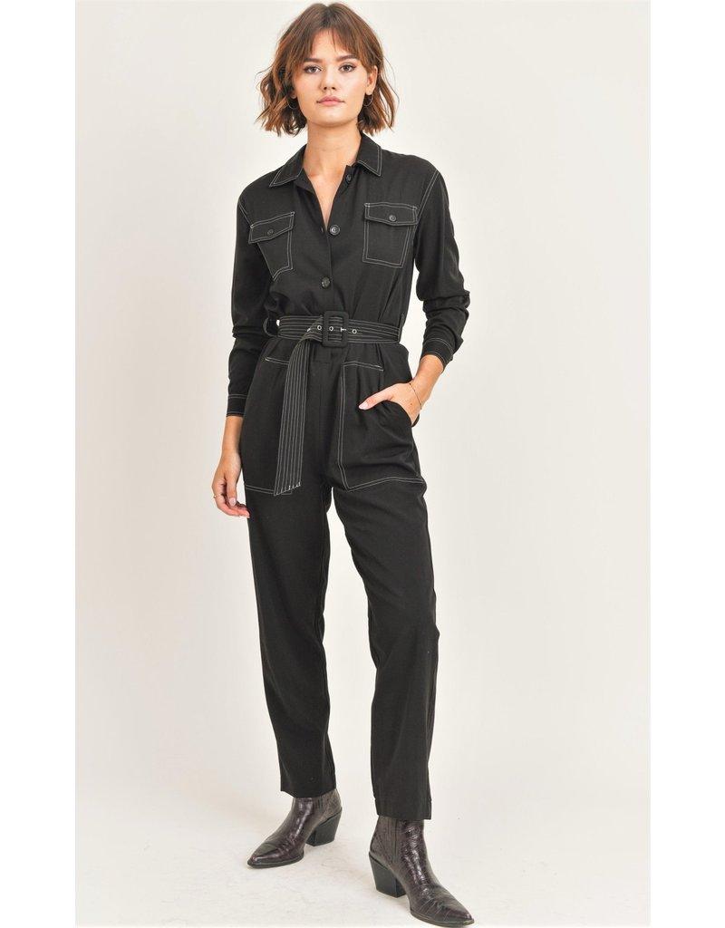 Reset by Jane Work Wear Jumpsuit
