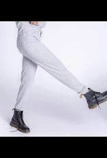 PJ Salvage Text Essential Jam Pant Heather Grey