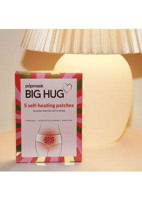 Big Hug Self Heating Patches (5 Pack)