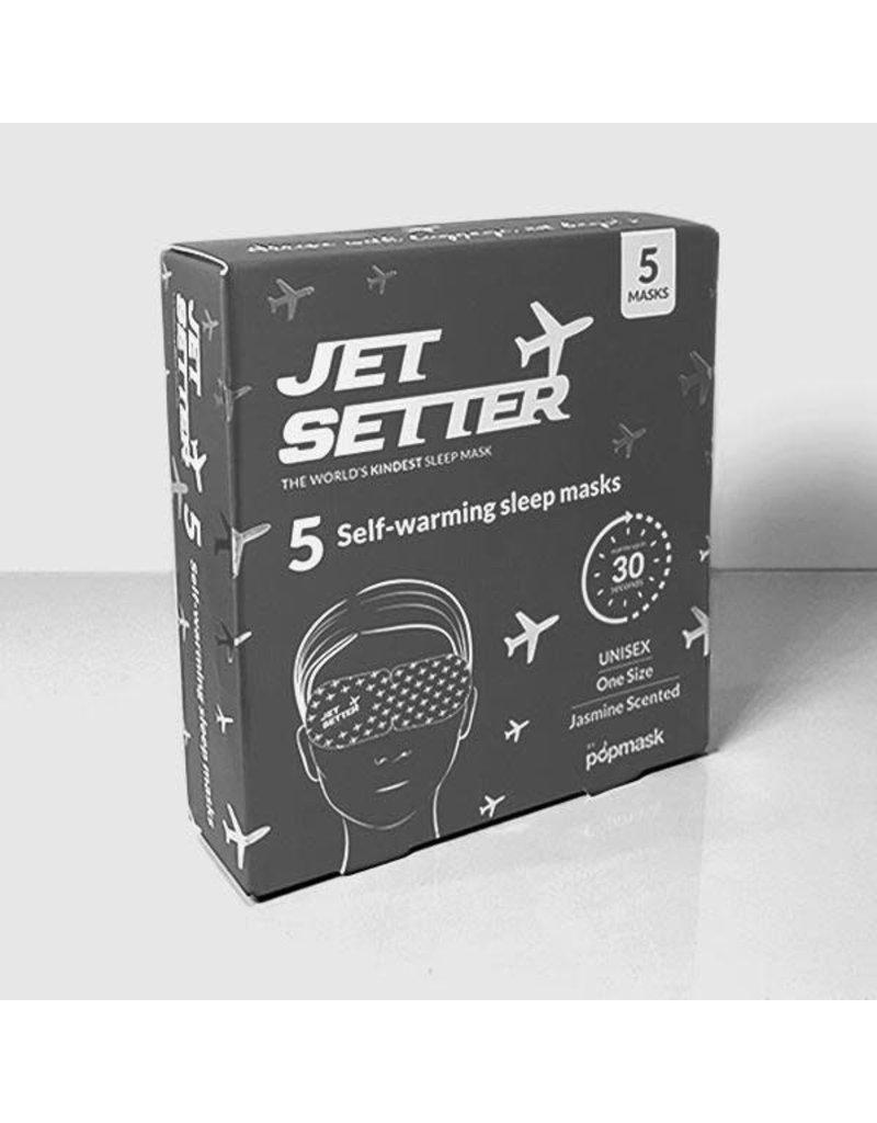 Jet Setter Self Warming Eye Mask (5 Pack)