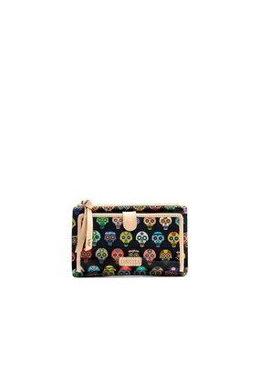 Consuela Slim Wallet Tiny Print