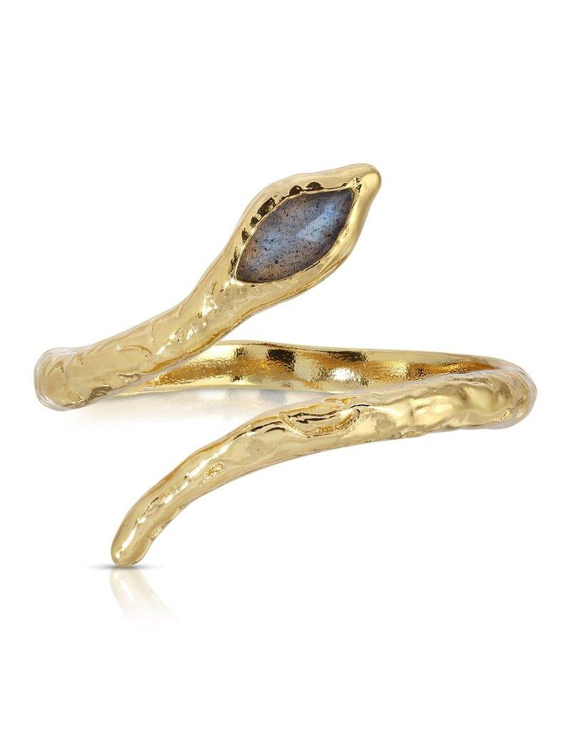 Mystic Serpent Ring