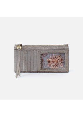 Hobo Bags Carte Card Wallet Metallic Hide