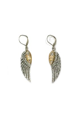 Ravenna Mini Wing Earrings