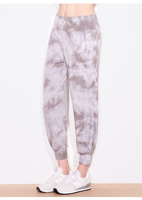 Sundry Pleated Sweatpants Cloudy Charcoal
