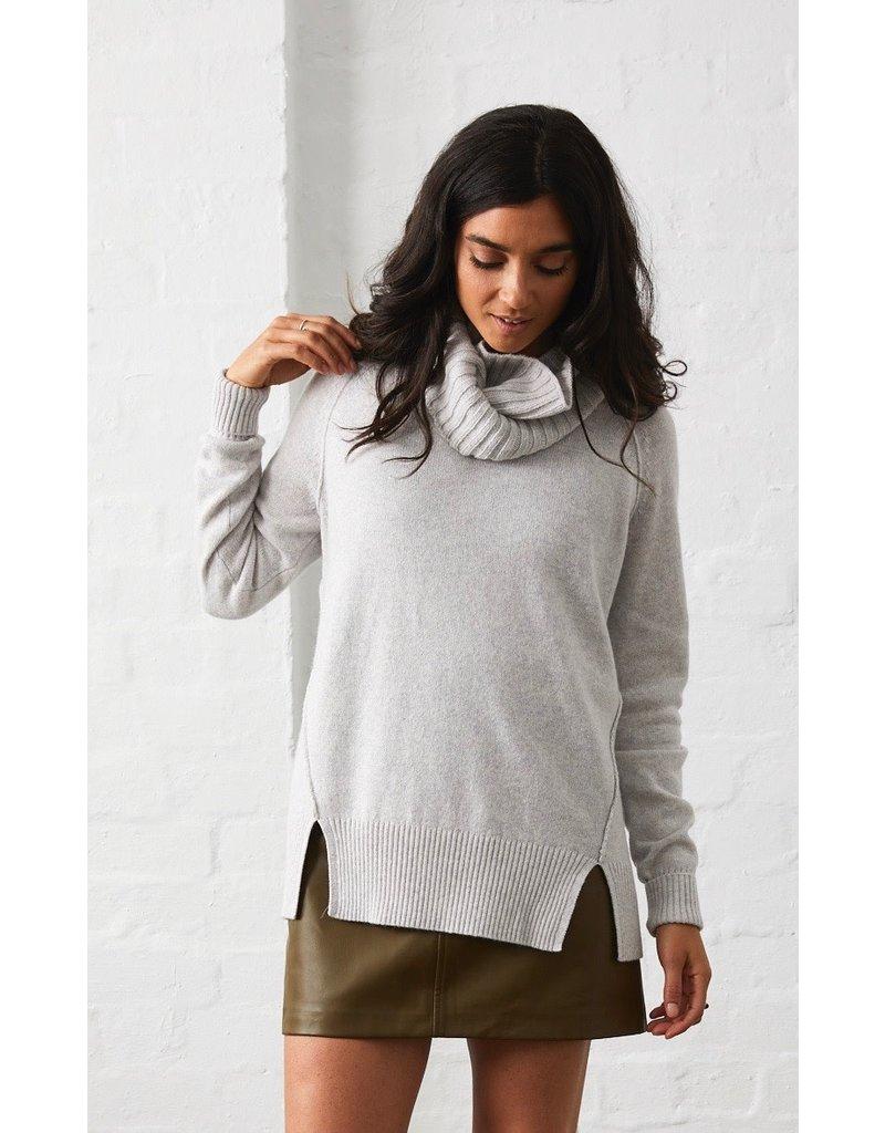 Relax Sweater + Shood