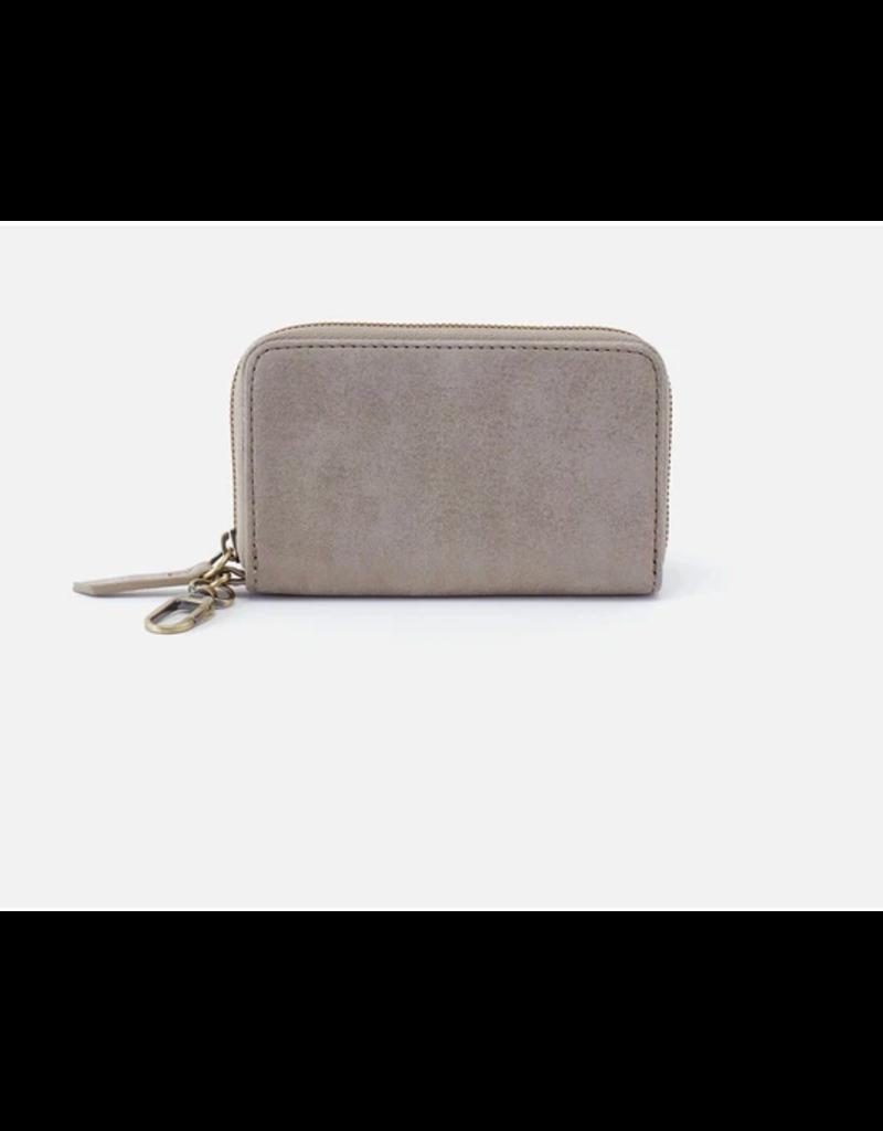 Hobo Bags Move Clip Wallet Metallic Hide