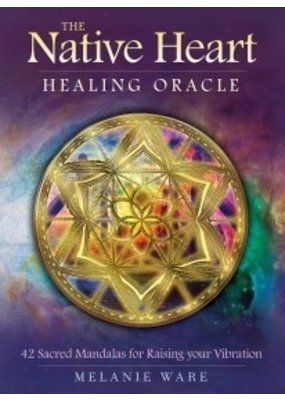 U.S. Games Systems Native Heart Healing Cards