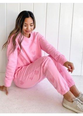 Eternity Pullover Wild Pink