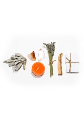 Faire Mini Happiness & Inspiration Ritual Kit