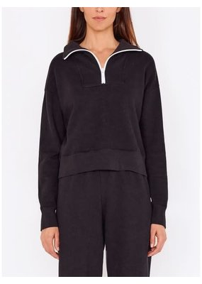 Sundry Collared Sweatshirt