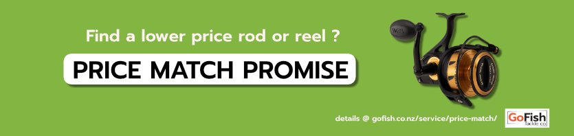 Fishing Rod and reel combos NZ