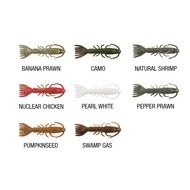 Gulp King Shrimp GKS7-SWG SHRMP 7 inch SWAMP GAS