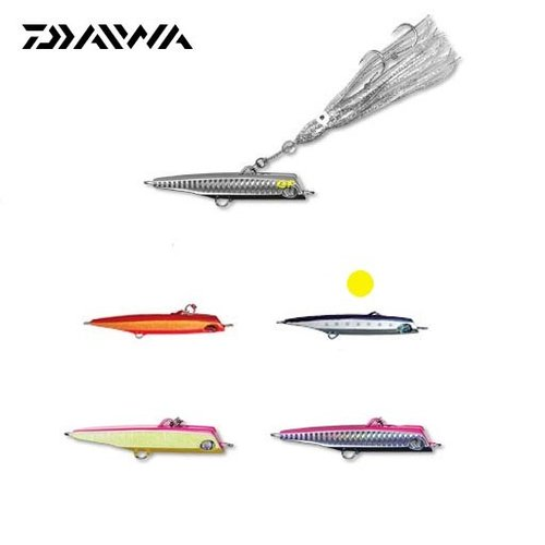 Daiwa Pirates Inchiku Jig 80g Hollo/orange