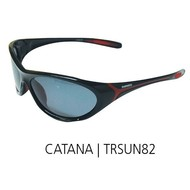Shimano fishing Shimano  SUNNY CATANA SUNCAT BLK/RED/SMOKE sunglasses