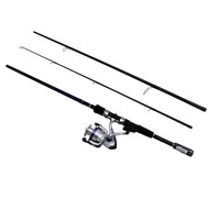 Daiwa fishing Daiwa Spin Set D-Shock  7' 3pce rod, reel and line